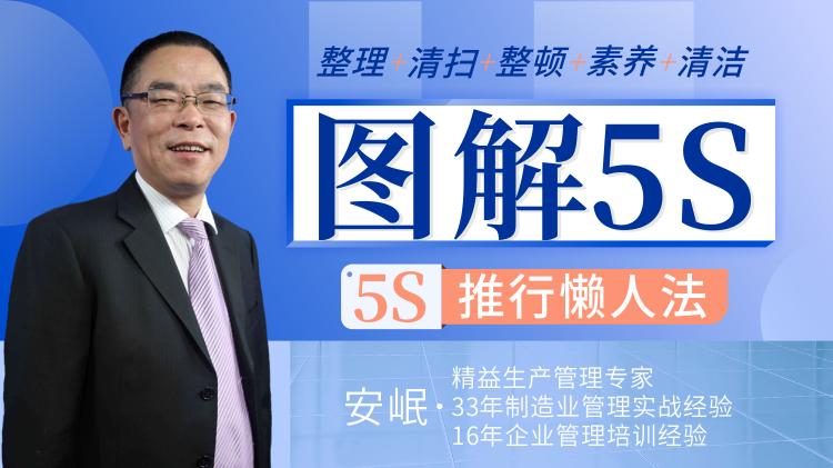 图解5S—5S推行懒人法